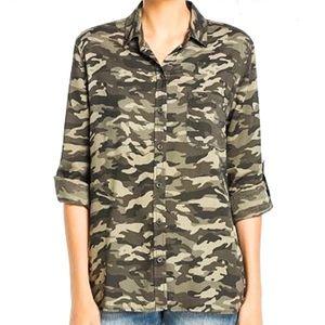 BeachLunchLounge Camo Shirt